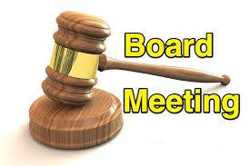 GDRA Board Meeting