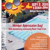Community Photo, Food & Fun Sept 2nd,10-2